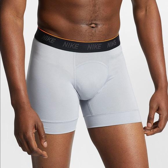 Nike Men's Training Boxer Briefs (2 Pack) size XL